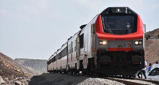 السكك الحديدية التركية تحقق أرقاماً قياسية في عام 2019