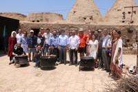 فريق من أفضل الطهاة في العالم يزور مدينة شانلي أورفة التركية