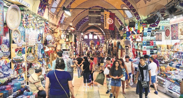 Historic Grand Bazaar regaining former glory with surge in tourists