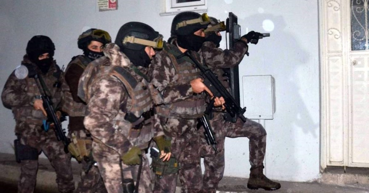 Turkish security forces regularly conduct counterterrorism operations in the eastern and southeastern provinces of Turkey, where the PKK has attempted to establish a strong presence and base. (IHA)