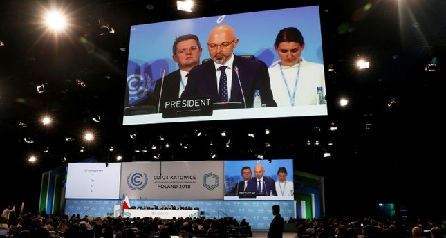 Nations agree on rules for Paris climate deal