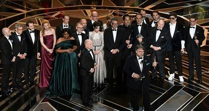 """""""Shape of Water"""" gewinnt vier Oscars"""