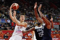 Serbia hands US its worst-ever World Cup finish with 94-89 win