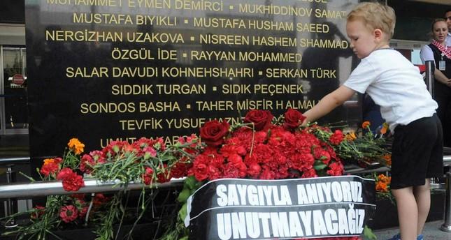 Türkei gedenkt Anschlag auf Atatürk-Flughafen vor einem Jahr
