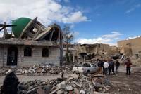 Luftangriffe der US-Koalition: 53 Syrer getötet