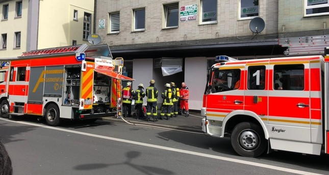 Mosque in Germany suffers serious damage after arson attack