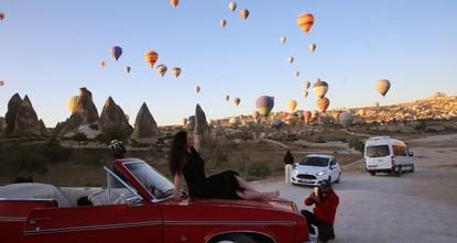 Турцию посетил 31 миллион туристов с начала года