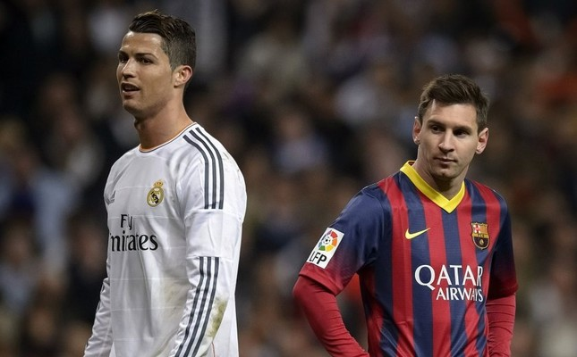 Ronaldo in, Messi out of UEFA best player award shortlist