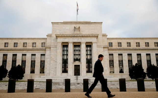 Fed leaves target interest rate unchanged, sees one more increase in 2017