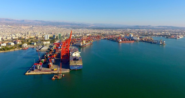تركيا.. ضبط مخدرات بقيمة 25 مليون ليرة في سفينة قادمة من الخارج