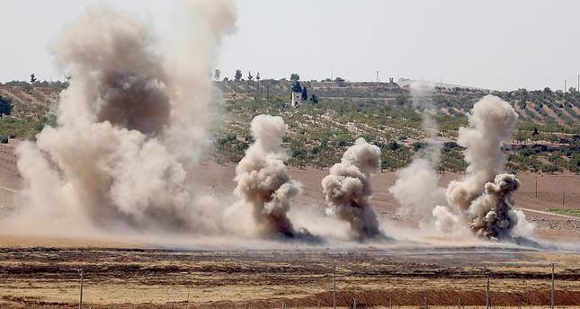 Türkische Armee tötet 12 Daesh-Terroristen