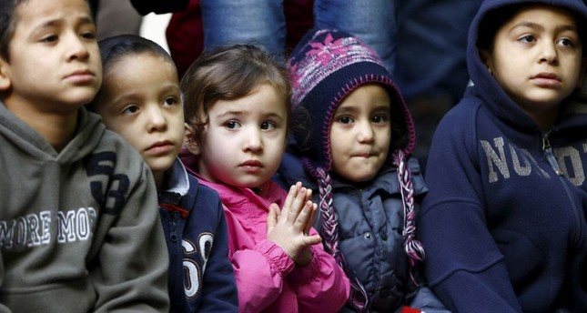 Child refugees in Germany spend months or years in shelters where they sometimes witness or are exposed to violence and abuse.