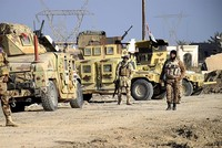 Iraq launches op to seize remaining desert area from Daesh terrorists