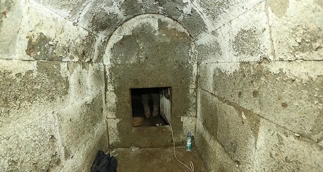 2,300-year-old Hellenistic-era sepulcher unearthed in northern Turkey