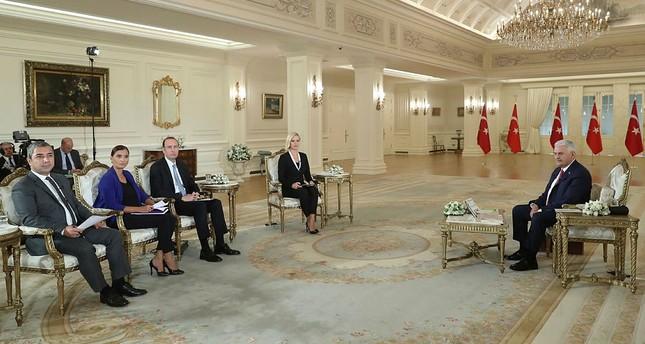 """""""Türkei wird nur noch mit Zentralreg. kommunizieren"""""""