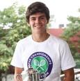 Turkey's Yankı Erel was 'sure' of Wimbledon crown