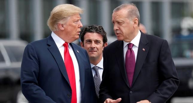 Эрдоган и Трамп обсудили по телефону дело Хашкаджи