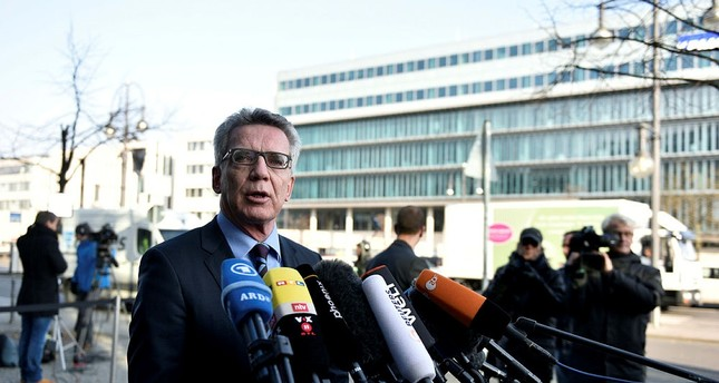 Turkey 'key partner' in terror fight, German min says