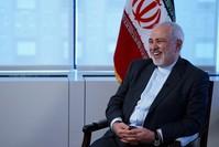 وزير الخارجية الإيراني جواد ظريف (رويترز)