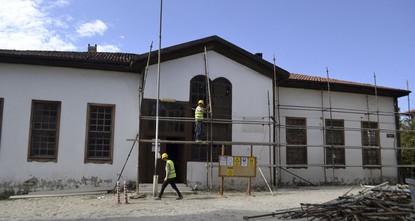 Sultan Abdülhamid II's school to be educational museum
