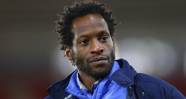 England ex-defender Ugo Ehiogu died at the age of 44. (AFP Photo)