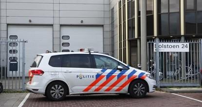 انفجاران متتاليان داخل مكتب للبريد في أمستردام