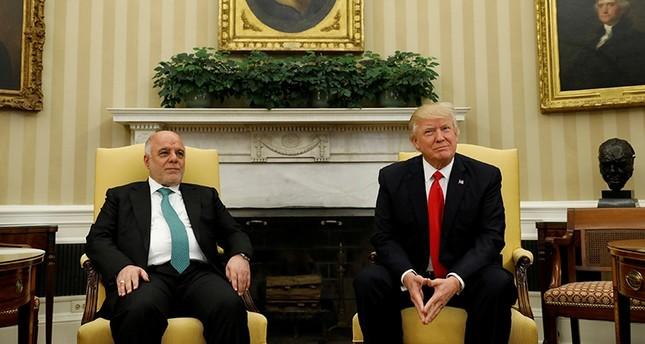العبادي: ترامب أكثر انخراطاً من أوباما في مكافحة الإرهاب