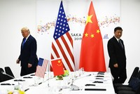 US-China trade war deteriorates as Trump lashes out at Beijing, increases tariffs in retaliation