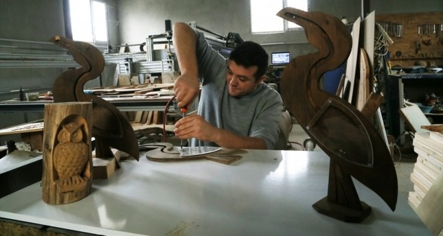 Birds of Kızılırmak Delta Bird Sanctuary inspire Turkish toy maker