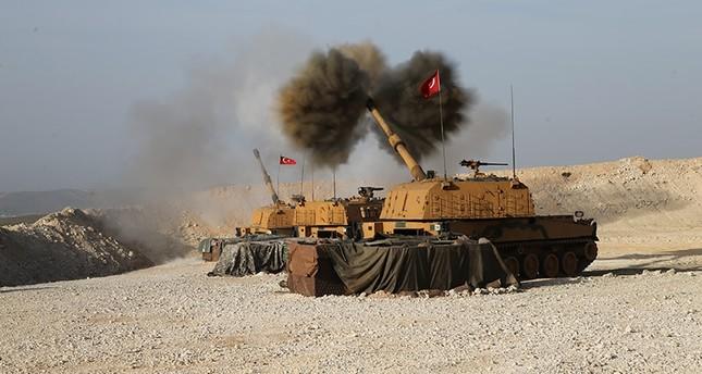 الجيش التركي: حيدنا 3055 إرهابياً حتى الآن منذ انطلاق غصن الزيتون