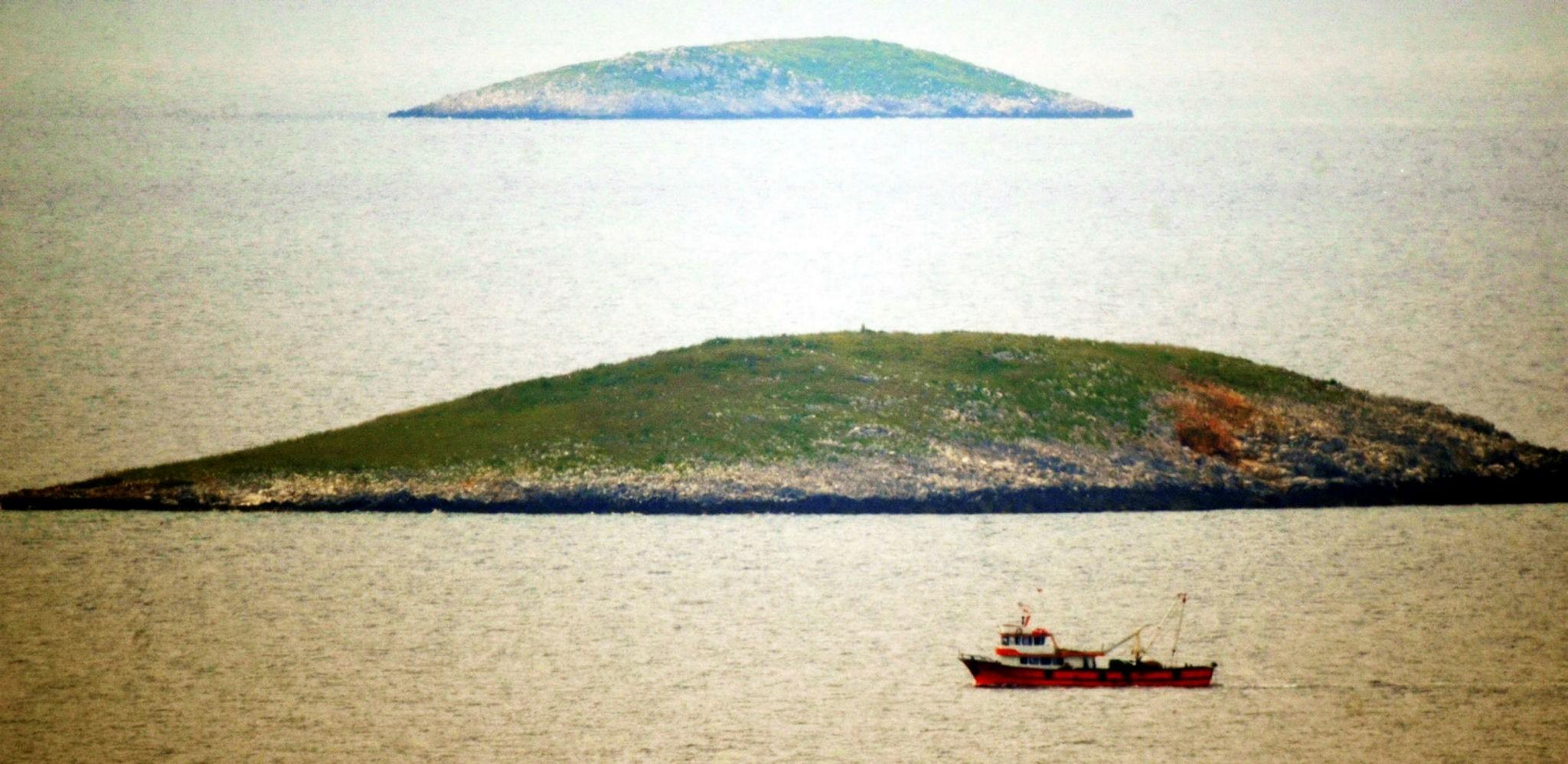 Kardak islets (DHA Photo)