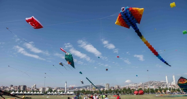 Go fly a kite on Istanbul coast this weekend