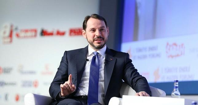 بيرات ألبيرك - وزير الطاقة والموارد الطبيعية