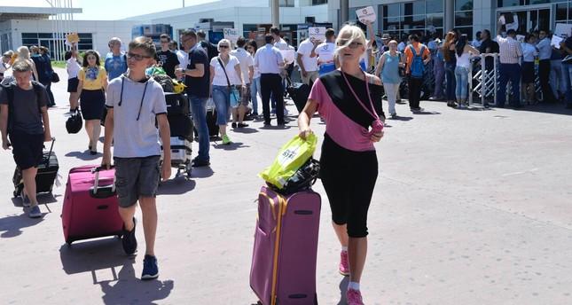 Antalya attracts nearly 10 million tourists