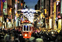 Europeans set to celebrate New Year's Eve in Istanbul