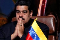 Maduro picks general to lead Venezuela's oil
