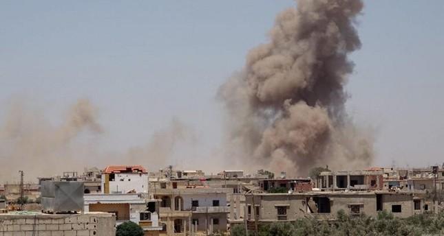 مقتل 20 مدنياً بينهم نساء وأطفال في قصف للتحالف شرقي سوريا