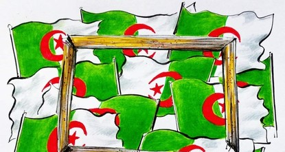 Neither revolution nor a social movement, but an Algerian 'Hirak'