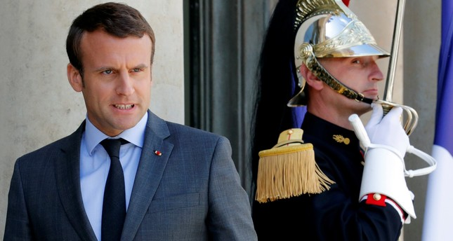 France's Macron eyes biggest parliamentary majority since De Gaulle