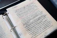 Missing parts of Malcolm X's autobiography found after decades of mystery