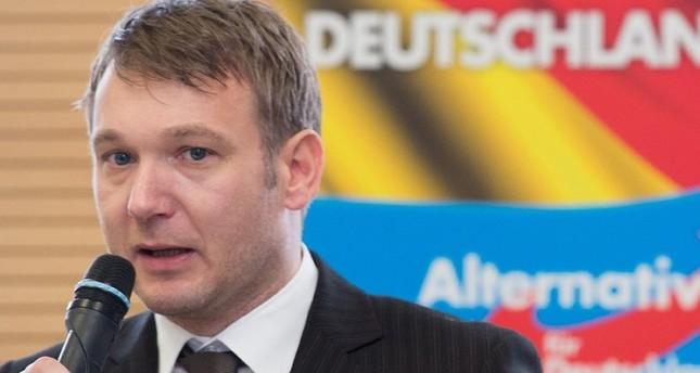"""André Poggenburg: """"Deutschland den Deutschen"""""""
