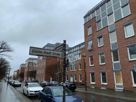 Some 50 centers for asylum seekers in Berlin like this center in Bühringer Street accommodate FETÖ fugitives.