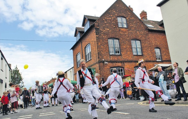 May Day, as well as Morris Dancing, has come a long way since their inception, changing form through the ages to reflect the popular mood.