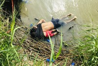 America's Aylan Kurdi moment? Salvadoran father, toddler drown at US border