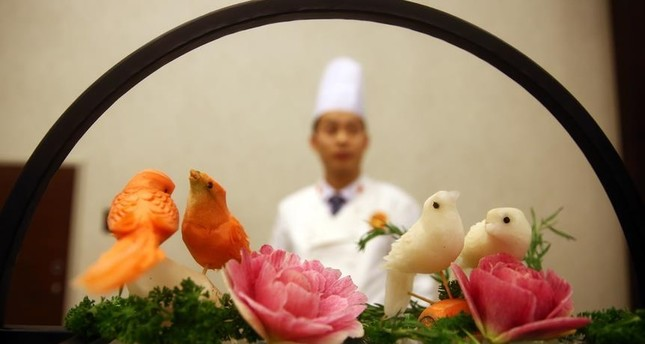 Chinese New Year celebrated in Ankara with Chinese food week