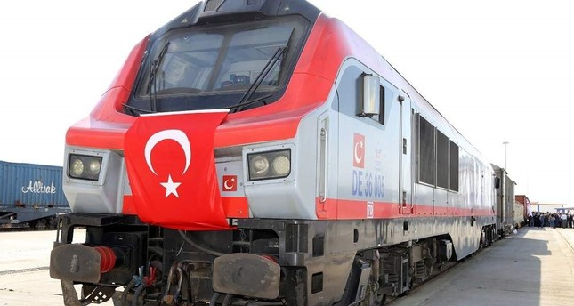 Two years on, Baku-Tbilisi-Kars railway line carries 275,000 tons of freight