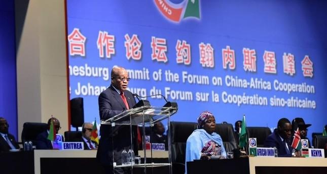 الجزائر تعلن الانضمام إلى مبادرة طريق الحرير الصينية