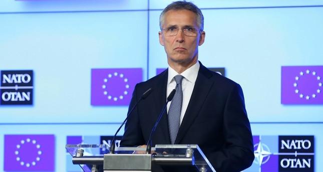 الأمين العام لحلف شمال الأطلسي، ينس ستولتنبرغ (الأناضول)