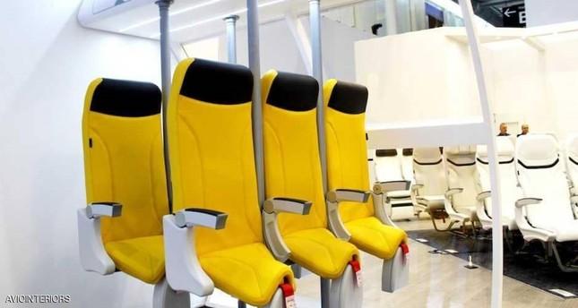 مقاعد جديدة للطائرات قد تحطم أسعار تذاكر الرحلات