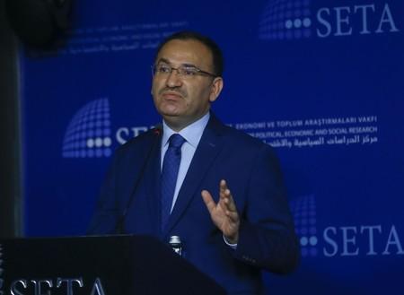 Justice Minister Bekir Bozdağ